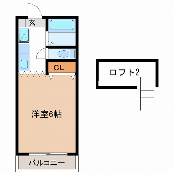 A-STEP祇園(ロフト付)207
