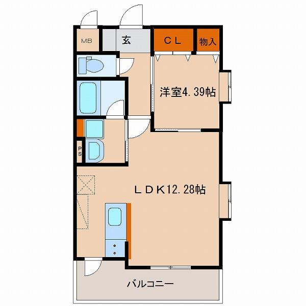 5号室(2F~4F)