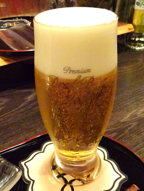 73生ビール