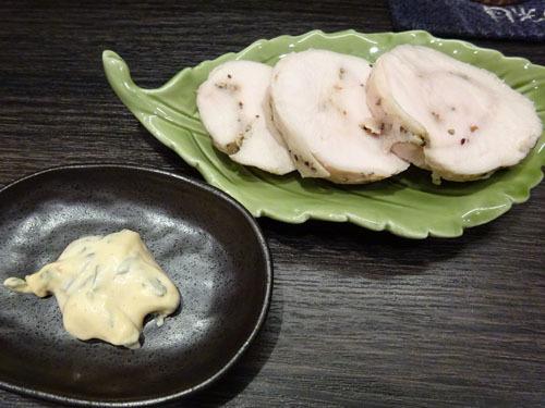 05鶏ハム明太マヨ