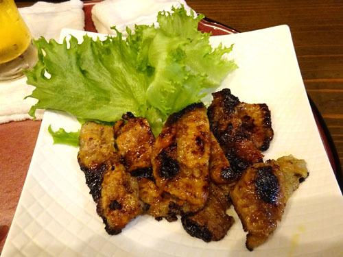 35豚ロース味噌焼き