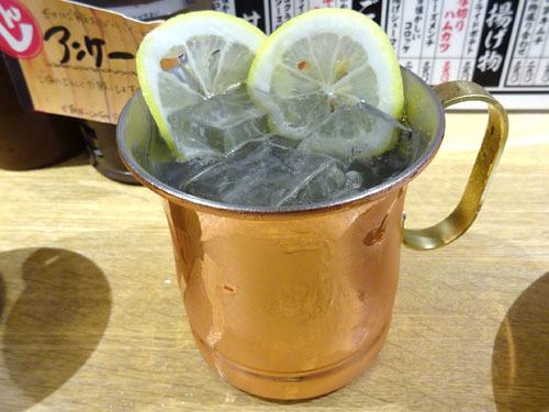 09しんちゃんのレモンサワー