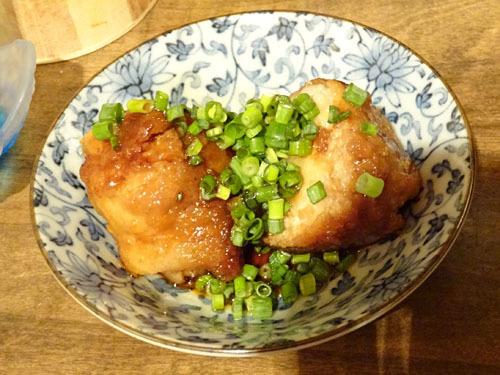 15里芋の豚バラ焼き