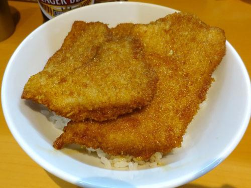 35タレかつ丼ミニ