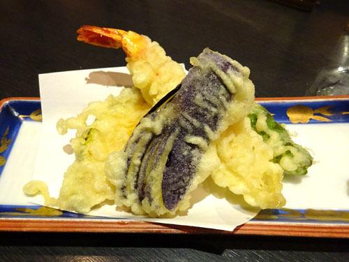 16天ぷら盛り合わせ