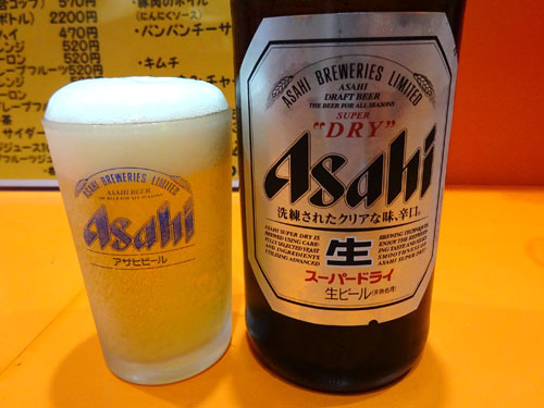 16瓶ビール