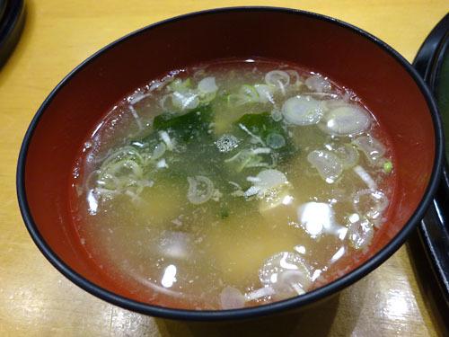 09味噌汁