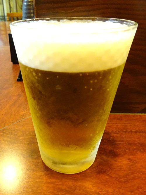 17グラスビール