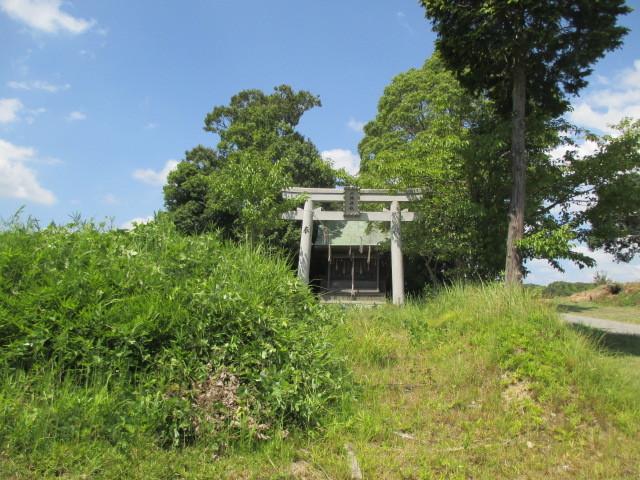 八幡神社 兵庫県三木市口吉川町東中