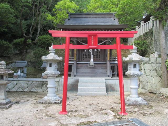 若宮八幡神社 東条新定