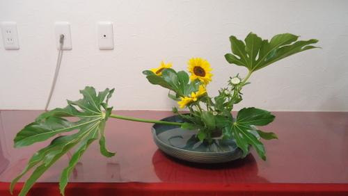 平真型盛り花