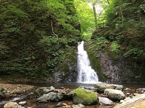 竜化の滝3