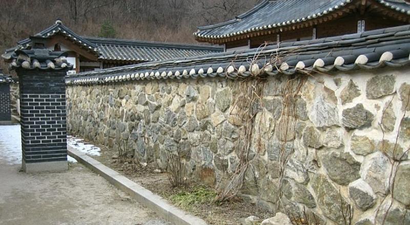 南楊州 ウンダンセットの外壁-blog cut