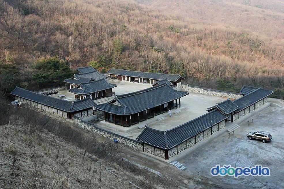 南楊州総合撮影所-Dセット
