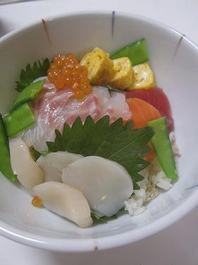 20170710 海鮮丼 (2)
