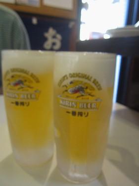 20170715しょうちゃん (1)ビール