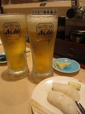 20170716 (5)ビール2杯目