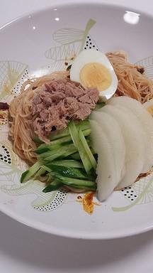 20170818_ビビン素麺