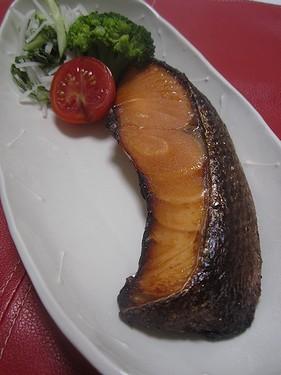 20170820 鮭の味噌漬け