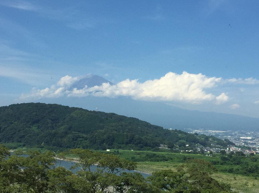 富士山 SAから