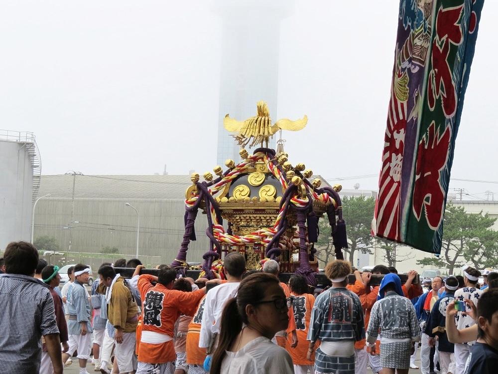 大潮祭り34
