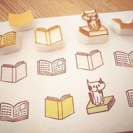 ネコと本⑥