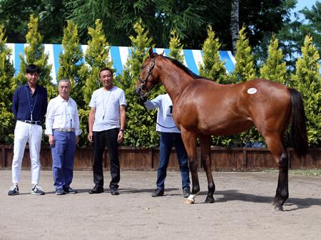 【競馬ネタ】里見オーナー(サトノ)の初ダービー制覇する馬の名前を予想する
