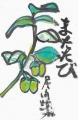 4絵手紙民間薬草 (6)