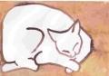 5熊谷守一の猫ニャーン (6)