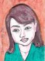1丸岡 いずみは、日本のニュースキャスター