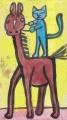 5丸顔の馬