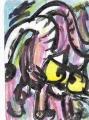 猫迷画ブルーBグリーン (5)