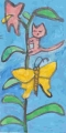 4百合の花に小さき