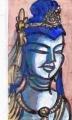 銅造聖観音立像(重要文化財)鶴林寺 (加古川市)