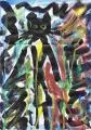 5猫迷画ブルーBグリーン (1)