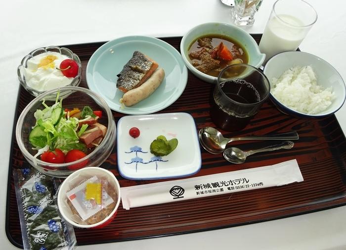 DSC09315ホテルの朝食