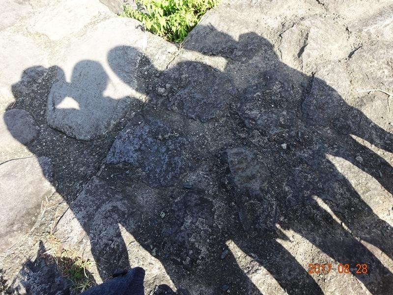 DSC09638素敵な4人の影
