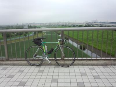 コルナゴ 鶴見川