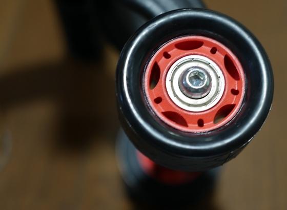 3輪腹筋ローラー車輪