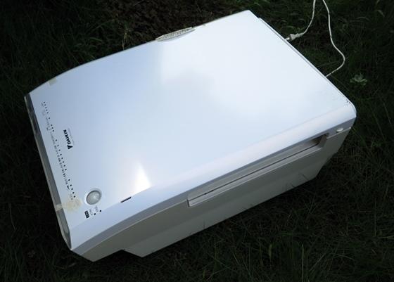 空気清浄機0