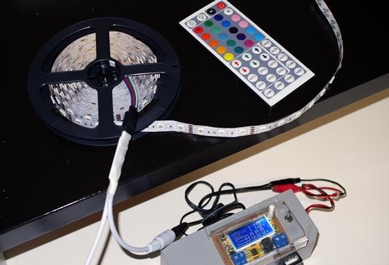 LEDテープRGB
