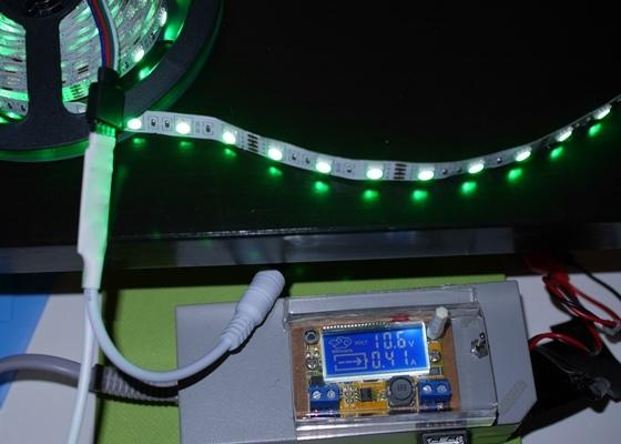 LEDテープRGB緑