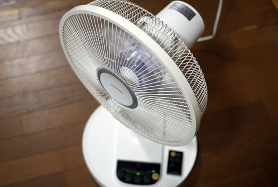 DC扇風機1