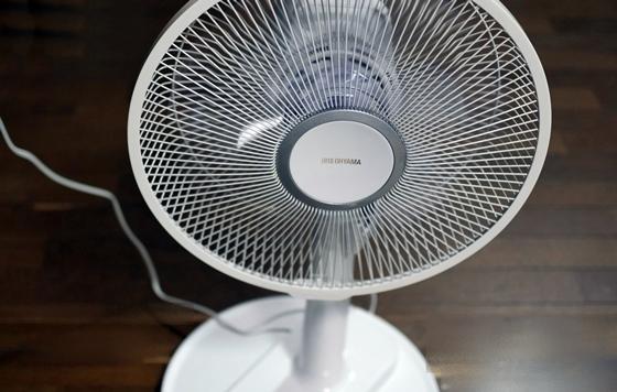 DC扇風機2