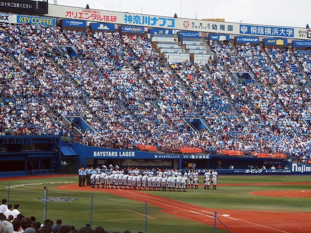 高校野球神奈川大会170728-04