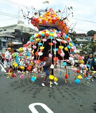 稚児神社祭り