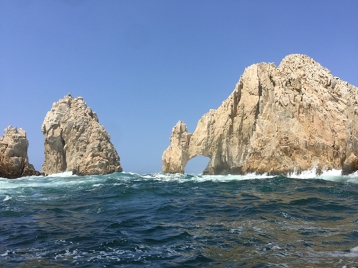 A_アーチ岩