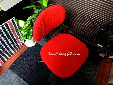 2017 7-15 愛しの rannma君を 思い出しつつ 椅子張り 5