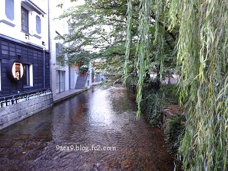 2017 8-18 昼前から拉致されて 夕方は京都繁華街  4