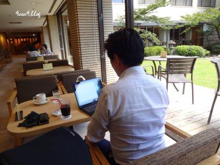 2017 9 21 25歳年下の男友達とお出かけ 京都御苑 7